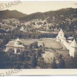 3749 - Bucovina, Suceava, RADAUTI, Sucevita Monastery, real PHOTO - unused  1935