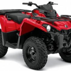 ATV Can-Am Outlander L 500 - ACA71176
