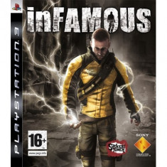 Infamous Ps3 - DVD Playere Sony