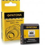 Acumulator Casio NP-40, Exilim Zoom EX-Z100, EX-Z1000, EXZ200, marca Patona, - Baterie Aparat foto PATONA, Dedicat