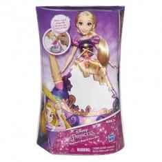 Papusa Disney Princess Rapunzel's Magical Story Skirt Hasbro