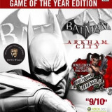 Batman Arkham City Game Of The Year Edition Xbox360 - Jocuri Xbox 360