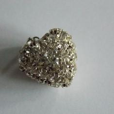 Pandantiv argint -inima cu zirconii-54