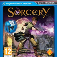 Sorcery (Move) Ps3 - DVD Playere Sony