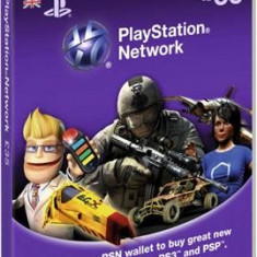 Playstation Network Card 35 Lire - DVD Playere Sony