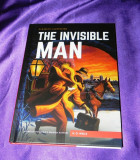 The invisible man Omul invizibil H G Wells classics illustrated engleza  (f0617, H.G. Wells