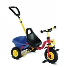 Tricicleta cu maner - Puky - HPB-PK2363 - Tricicleta copii