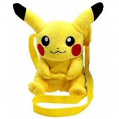 Pokemon Plush Shoulder Bag Pikachu 16 cm - Figurina Desene animate