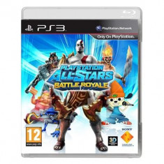 Playstation All-Stars Battle Royale Ps3 - DVD Playere Sony