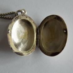 Lant de argint cu pandant-985 - Lantisor argint
