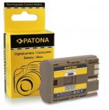 Acumulator pt Canon BP-511, BP-512, EOS-1D, D10, D30, D60, 300D, marca Patona,, Dedicat