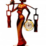 Statuie cu ceas Balanta