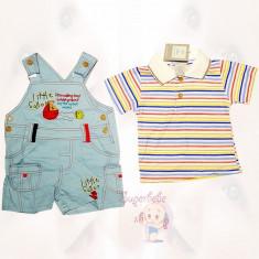Compleu pentru baietei-Little Sailor- Haine Bebelusi-Haine copii