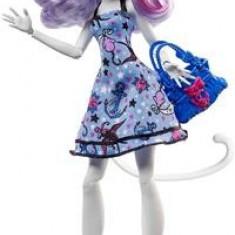 Papusa Monster High Shriek Wrecked Caterine Demew Doll