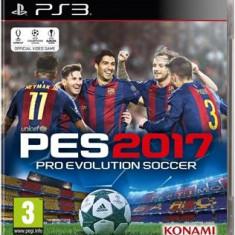 Pes 2017 Pro Evolution Soccer Ps3 - DVD Playere