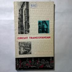 Circuit transilvanean {ghid} - Carte Geografie