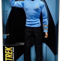 Papusa Barbie Collector Doll Star Trek Black Label Spock Mattel