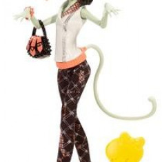 Papusa Monster High Doll Freaky Fusion Scarah Screams