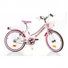 Bicicleta Barbie 20 - Dino Bikes - HPB-DN206R-BA