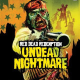 Red Dead Redemption Undead Nightmare Xbox360 - Jocuri Xbox 360