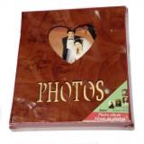 Album Foto din lemn Inima