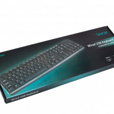 Tastatura USB Spacer SPKB-S62
