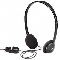 Casti cu microfon Logitech 980177-0000