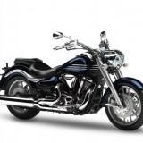 Motocicleta Yamaha XV1900A Midnight Star motorvip - MYX74396
