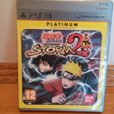 PS3 Naruto Shippuden ultimate ninja storm 2 Platinum - joc original by WADDER - Jocuri PS3 Namco Bandai Games, Actiune, 12+, Multiplayer