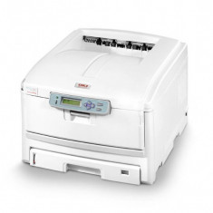 Imprimanta OKI ES2232A4, 32 PPM, Retea, USB, Parallel, 1200 x 600, Laser, Color, A4 - Imprimanta laser color