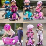 Trotineta Micro Mini 2go Deluxe Pink - Trotineta copii