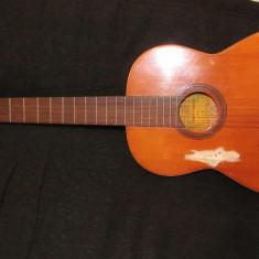 CY - Chitara clasica REGUN Reghin 1983 lemn natural
