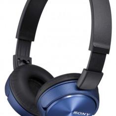 Casti Sony MDR-ZX310 Albastru
