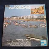 los reyes paraguayos - frente al mar  _   vinyl,LP,album     decca (germania)