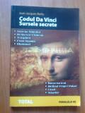 W4 Codul Da Vinci Sursele Secrete - Jean-jacques Bedu