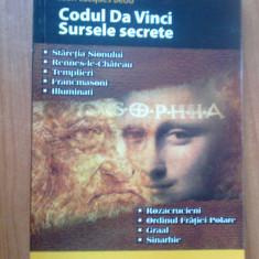 W4 Codul Da Vinci Sursele Secrete - Jean-jacques Bedu - Biografie