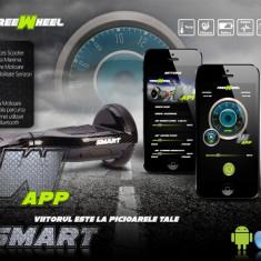 HoverBoard Freewheel SMART - CARBON
