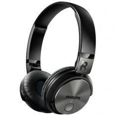 Vind casti Philips SHB3165 Wireless Headphones - Black - Casca PC