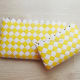 Set handmade : geanta + portofel