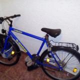 Bicicleta mtb shimano - Mountain Bike, 8 inch, 26 inch, Numar viteze: 21