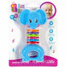 Jucarie Dentitie Zornaitoare Elefant - Jucarie zornaitoare
