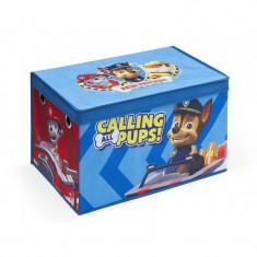 Cutie pentru depozitare jucarii Paw Patrol