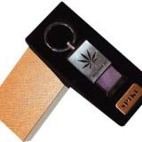 Bricheta breloc anti vant, Amsterdam, reincarcare USB - Bricheta de colectie