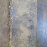 Mercure historique et politique, Ianuarie - Iunie Haga, 1715 - Carte veche