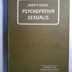 Krafft-Ebing - Psychopathia sexualis {1908, limba maghiara} - Carte in maghiara