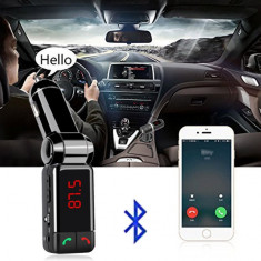 Modulator FM Car Kit Bluetooth Super Sound Model Nou 2017*
