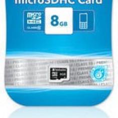 Card microSDHC Verbatim 8GB Class 10