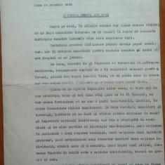 Testamentul lui Marcel Pauker, sotul lui Ana Pauker, Inchisoarea Jilava, 1925