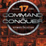 Command & Conquer The Ultimate Collection Origin CD Key (COD ACTIVARE Origin) - Jocuri PC Electronic Arts, Shooting, 16+, Single player