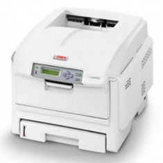 Imprimanta OKI ES2632A4, 32 PPM, Duplex, Retea, USB, Parallel, 1200 x 600, Laser, Color, A4 - Imprimanta laser color